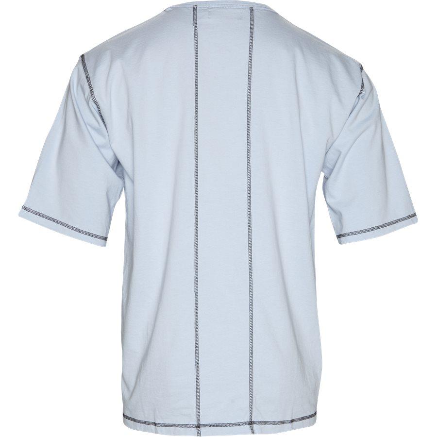 METZ - Metz - T-shirts - Loose - L BLÅ - 2
